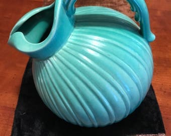 Stangl Pottery Colonial Green Ball Pitcher