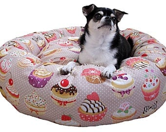 """Bed """"Cup Cake"""" round"""