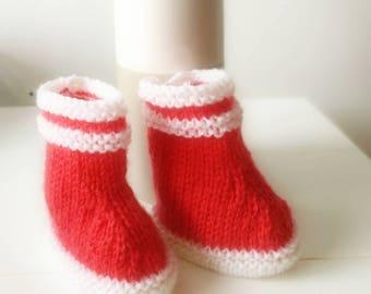 Slipper for Preemie or newborn