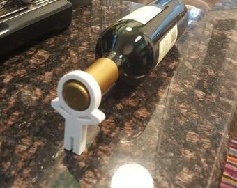 Wine Guy Bottle Holder