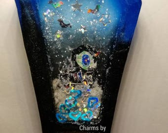 Tokidoki Unicorno Coffin Resin Shaker Charm