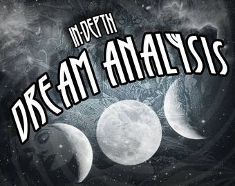 In-Depth Dream Analysis + Interpretation // Nightmare Analysis // Nightmare // Dream Meaning // Dreamscape