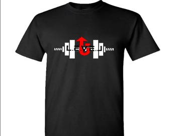 LevelUp weightlifting T-Shirt