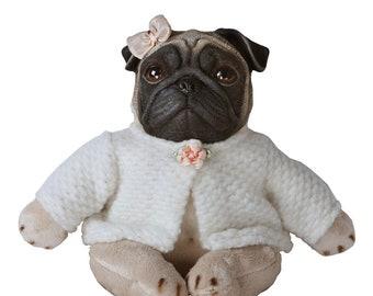 Designer pug toy Baby Ksew