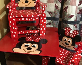 Children's Chunky Character Chair Sets