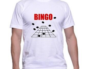 Tshirt for a Bingo Caller