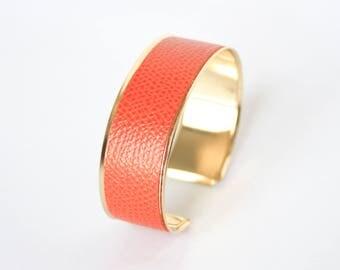Bracelet Saint Honoré Tangerine