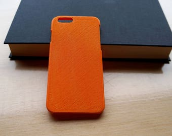Simple Personalized 3d Printed IPhone 6/6s Case