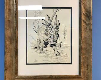 Styracosaurus Run