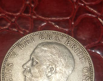 1936 Great Britain Uncertified Silver George V Florin