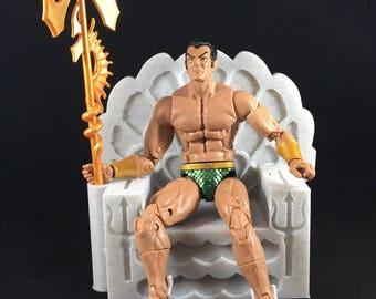 1/12 Scale Namor / Sub Mariner Throne X-Men