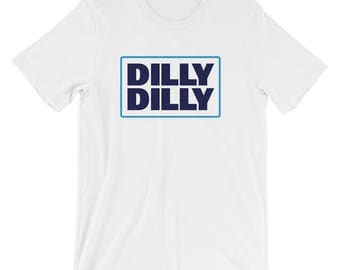 Dilly Dilly Shirt // Bud Light Shirt // Budlight Pop Culture Funny TShirt // Funny Shirts For Men For Women Him Her // Short-Sleeve Unisex