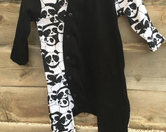 6-9 Mth Muse Playsuit