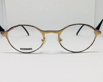 Missoni Rare Eyeglasses