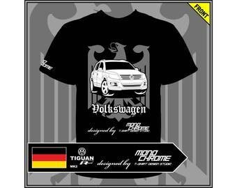 T-shirt Volkswagen Tiguan R-Line MK2