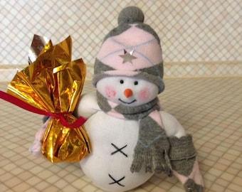 Snowman Christmas handmade. Snowmen christmas tree. Snowmen christmas ornaments. Christmas tree