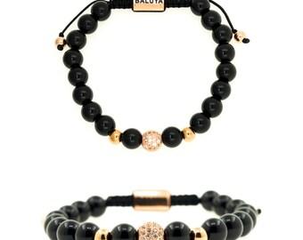 Baluya Black onyx cubic zirconia (bracelet)