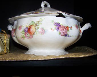 Limoges Tureen....Marked