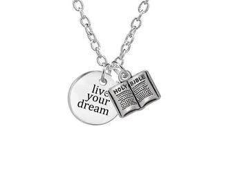 Graduation pendant necklace 2018