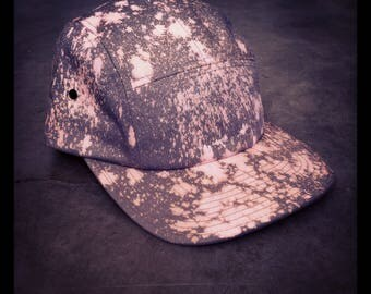 Splatter 5 Panel Hat
