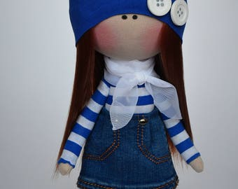 Textile Dolls Available