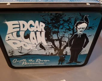 Edgar Allan Poe Lunchbox