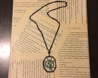 Salazar Slytherin Locket Harry Potter 8X10 Canvas