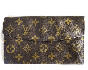Louis Vuitton Vintage Wallet Made by The French Company for Saks Fifth Avenue