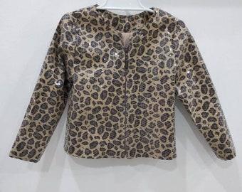 Sequin Blazer for Girls