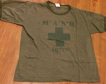 Vintage 79' MASH Tv Show T Shirt