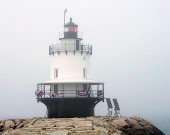 Spring Point Lighthouse, Portland Maine