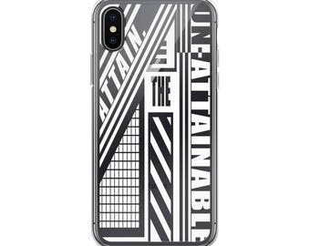 ATTAIN. The Un-Attainable Collection - iPhone Case