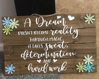 Wall  Decor,Beautiful,gift , motivational