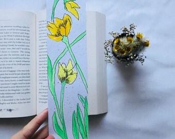 Tulip Bookmarks