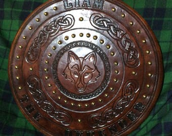 Scottish Targe - Childs 16""