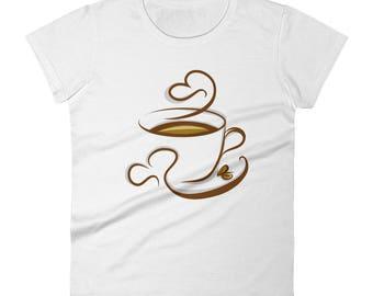 Coffee Love Women's short sleeve t-shirt