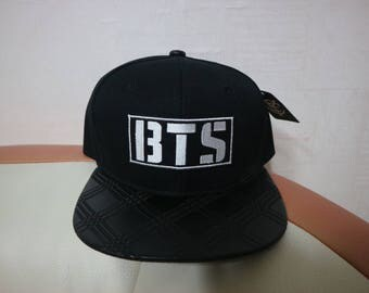 BTS Cap,BTS Kpop, Bangtan Boys, Bulletproof Boy Scouts, BTS Blood Sweat And Tears, Korea Cap, Free Gift