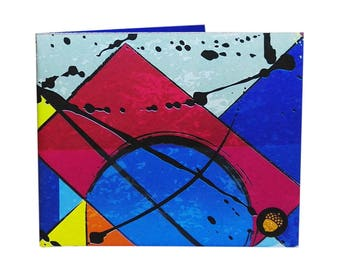 Tyvek Wallet with RFID protection, Super thin paper effect | Kuercia