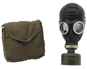 GP 5 gas mask