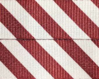 Weightlifting Straps - Red & White