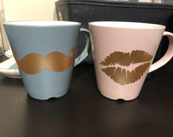 Love you a latte Mugs