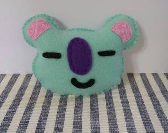 BT21 KOYA stuffed toy