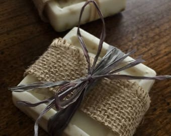 Handcrafted Patchouli & Lavender Soap