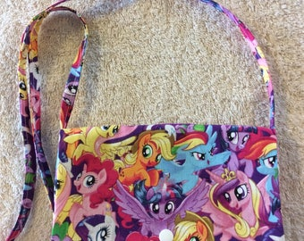 My Little Pony Children's Over the Shoulder Purse