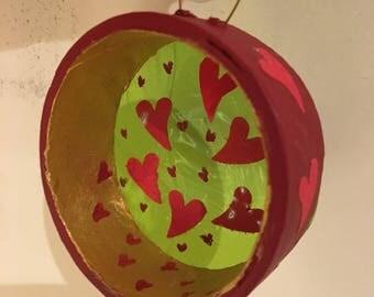 Love window pendant