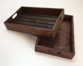 Rectangular Decorative Serving Tray