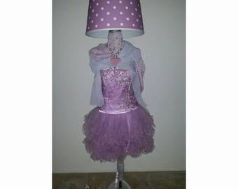 Violeta mannequin floor lamps