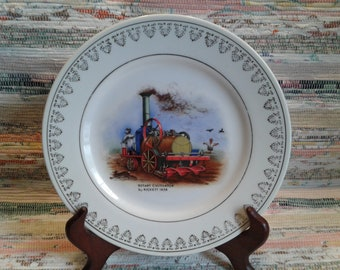 "Decorative plate wall ""Rotary cultivator"""
