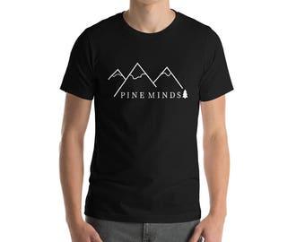 Pine Minds Mountain T-Shirt