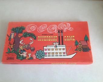 Vintage Disneyland Riverboat game